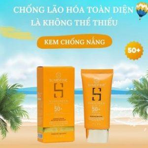Sumdfine Sunscreen SPF 50+