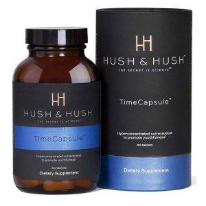 Review viên uống hush & hush time capsule