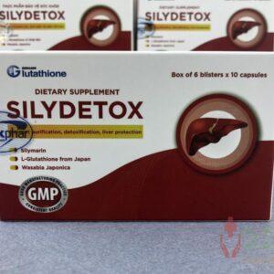 viên uống Silydetox